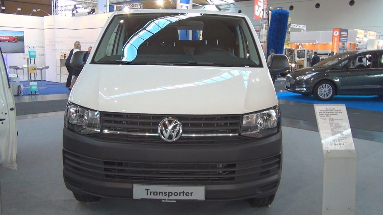 Volkswagen Transporter T6 Panel Van EcoProfi 2.0 TDI 75 kW (2016 ...