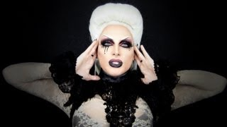 DRAG QUEEN MAKE UP - Gothic Diva Thumbnail
