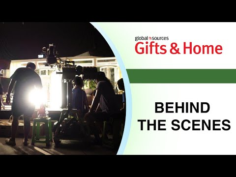 Behind the scenes at Global Sources Gifts & Home