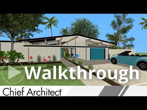 Chief Architect Quick Tip - Walkthrough