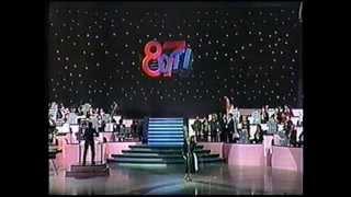 ANA GABRIEL - AY AMOR - SEMIFINAL OTI 1987 - MEXICO