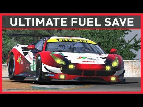 iRacing || The Ultimate Fuel Save (Ferrari 488 GTE @ VIR) || 🏎