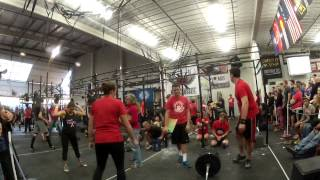 Skirt Sports at the MBS Turkey Challenge Crossfit Competition