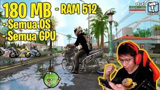 180 MB ! GTA SA LITE BALAP LIAR MOTOR DRAG ! SEMUA OS & GPU !