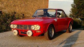 Lancia Fulvia 1600 HF - Speed TEST Drive #2