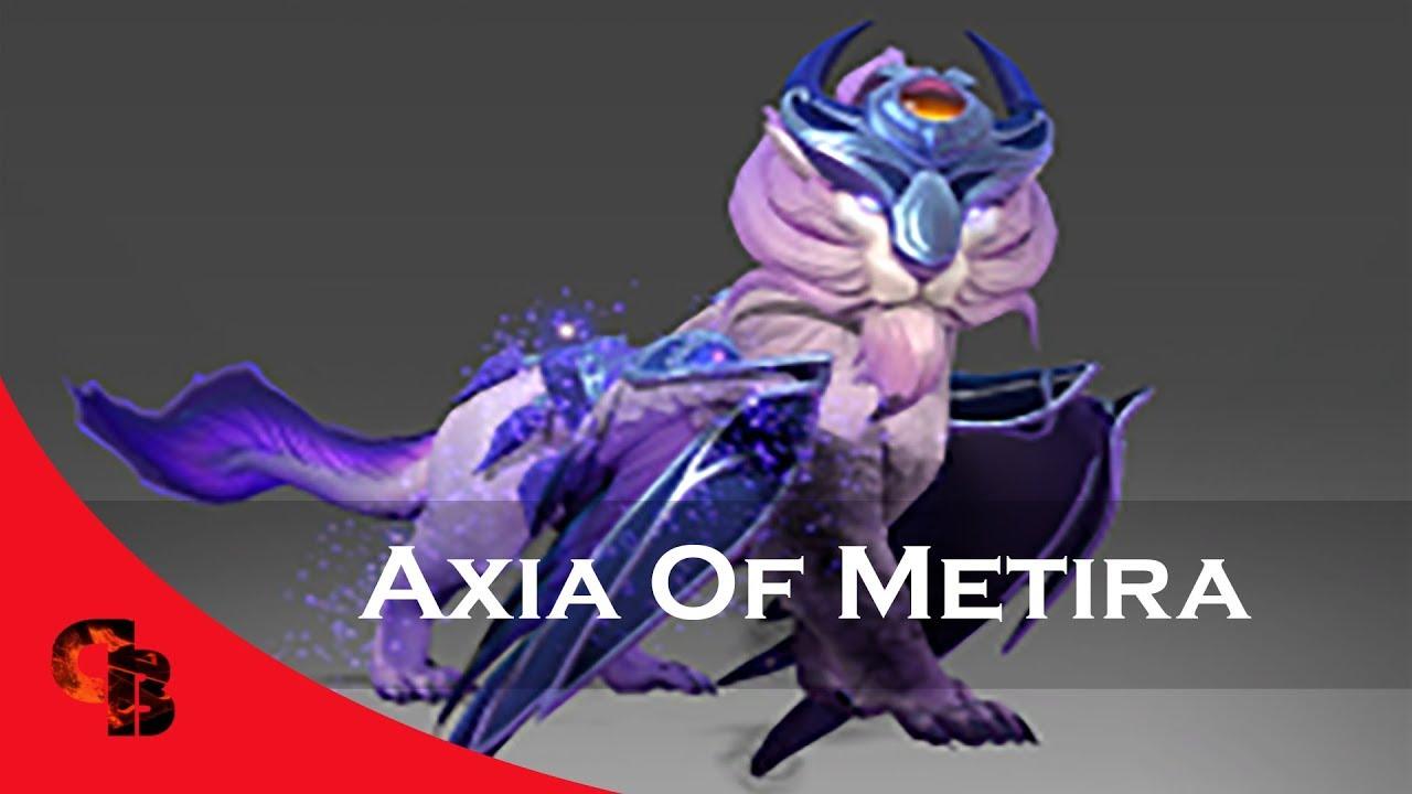 Dota  Store Mirana Axia Of Metira Immortal