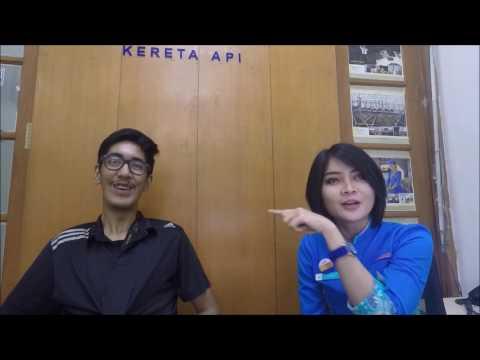 1 Jam bersama #2 : Oetami - Customer Service Stasiun Jakarta Kota