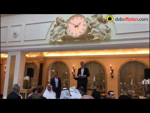 Trump's sons Eric and Donald Jr. in Dubai to open golf club (Part 2-3)