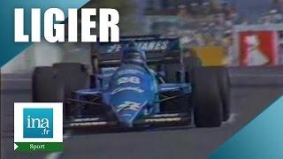 Ligier et le moteur Renault en Formule 1 | Archive INA