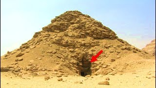 Archaeologists Discover A Secret Door Underneath This Ancient Pyramid