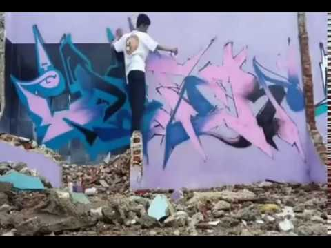 South Tangerang City Invasion (Hongerisko GRAFFITI VOL 2)
