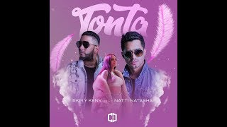 V-REMIX  - Natti Natasha Ft  RKM Y Ken   Y  - Tonta, Tonto - VDJSWAD