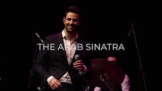 """Omar Kamal -  """"The Arab Sinatra"""" at Dubai Opera on 15 December"""