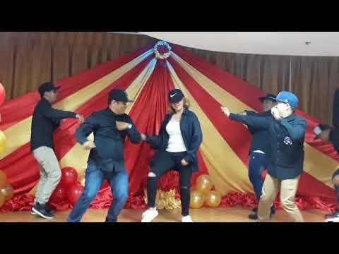 DBSA IBM TEAM Dance Craze 2017 #DBSACelebrityNight #DBSATeam2017