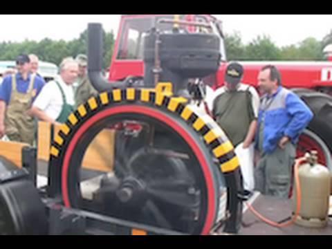Bulldog Dampf und Diesel 2009 - Stationärmotoren / Stationary Engines