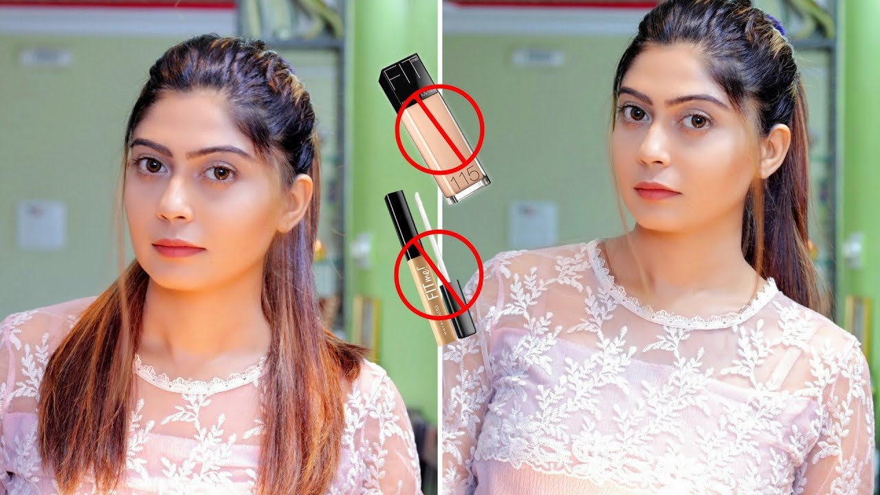 Download No-Foundation, No-Concealer - Easy Everyday Makeup Tutorial | Summer Makeup Look | Rinkal Soni