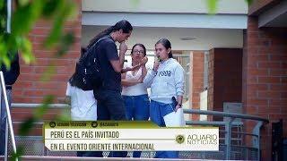 Perú es el país invitado en el evento Oriente Internacional