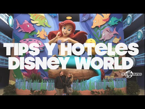 Tips y hoteles en Disney World | Disney World #1