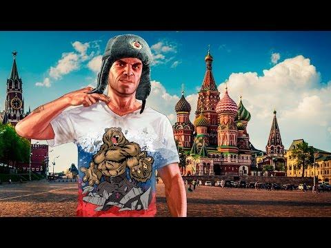 НЕплохие русские в играх. НАШИ в зарубежных играх.