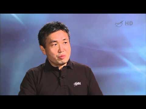 ISS Expedition 38 / 39 Interview with JAXA Flight Engineer and Commander Koichi Wakata