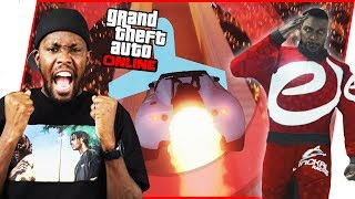 The Race Where iMAV3RIQ Shocked The ENTIRE World! - GTA 5 Online Funny Moments