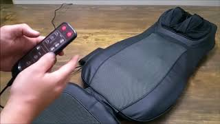 Fitfirst Massage Cushion Review