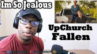 Upchurch - Fallen ft. My Mama REACTION! THIS WAS BEAUTIFUL BUT IM JEALOUS LMAO