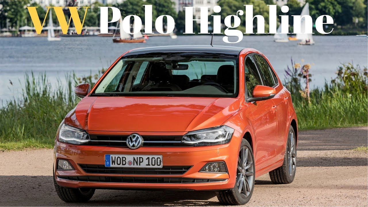 2018 vw polo highline most successful compact car youtube. Black Bedroom Furniture Sets. Home Design Ideas