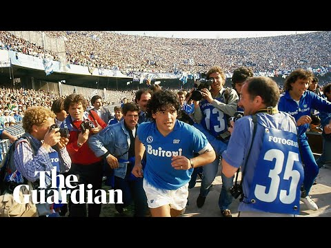 Diego Maradona Documentary: Official Trailer Released