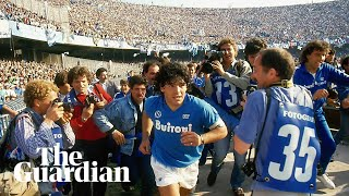 Diego Maradona documentary: official trailer released