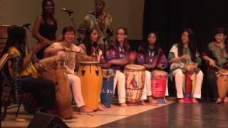 Ayaman: Yanvalou Spring Concert
