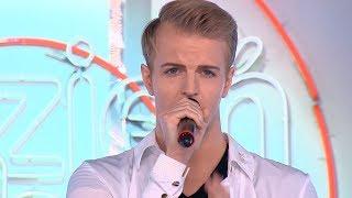 """To on mógł reprezentować nas na Eurowizji! Ian Rooth i """"Flying"""" na scenie Dzień Dobry TVN"""