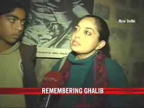 Legendary poet: Delhi remembers Ghalib