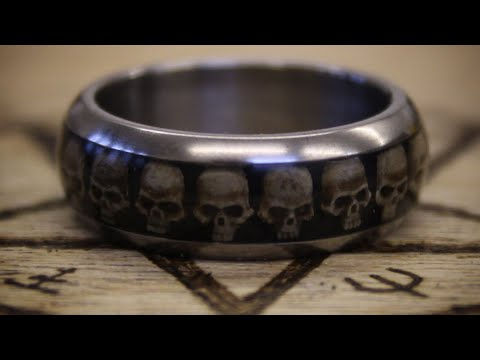 How To Make A Skull Ring DIY