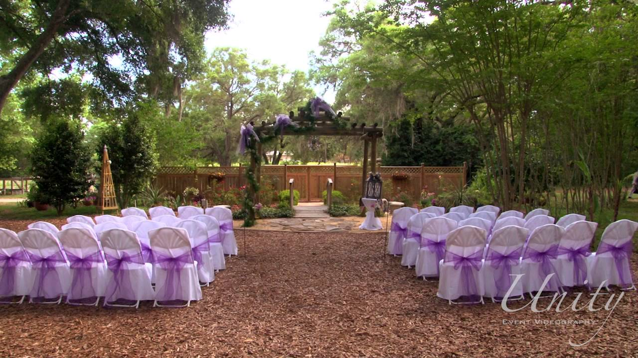 Harmony Gardens - Orlando Wedding Venue - YouTube