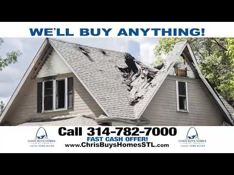 Chris Buys Homes in St. Louis TV Commercial