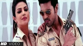 Mumbai Ke Hero Full HD Video - Thoofan Telugu Movie Songs 2013 - Ram Charan, Priyanka Chopra