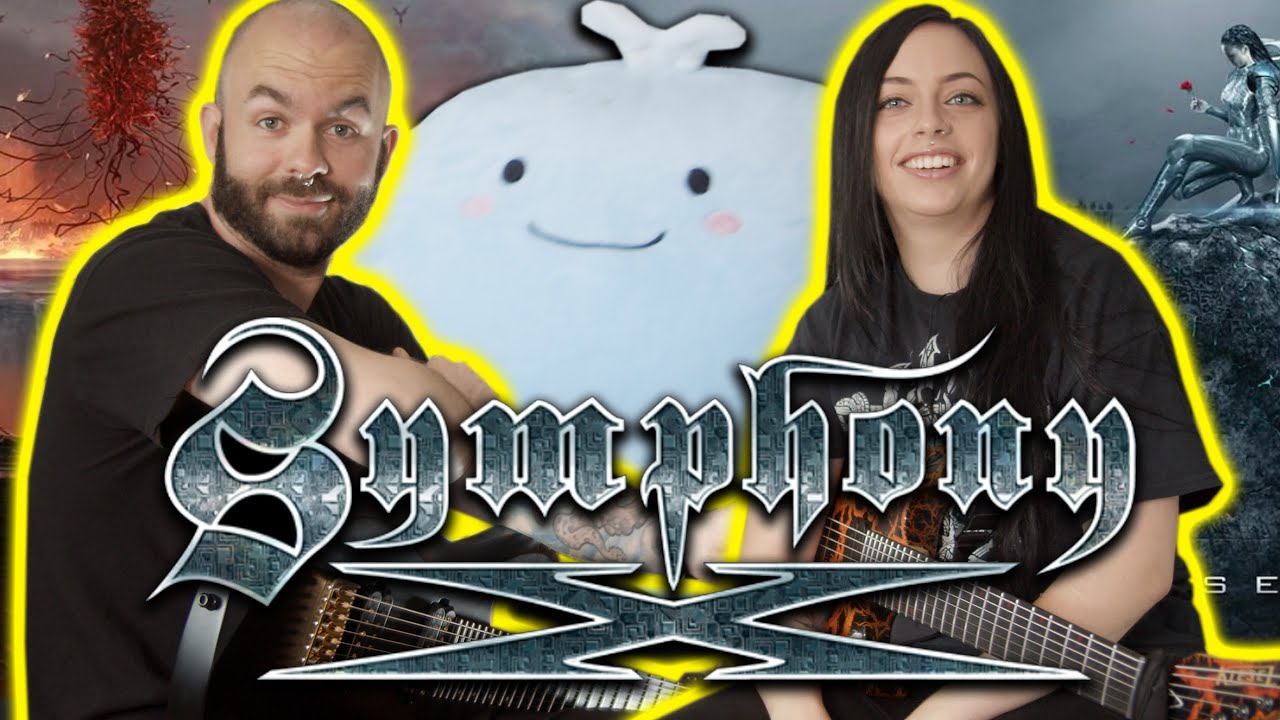 Claire and Dean Learn: Symphony X!!!