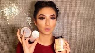 Contouring & Baking (Ben Nye vs. Laura Mercier vs. RCMA)