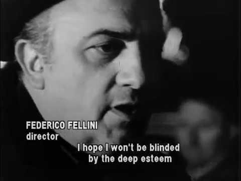 Fellini talks about Antonioni