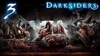 Darksiders: Wrath of War прохождение на геймпаде часть 3 Битва с генералом демонов и Самаэль