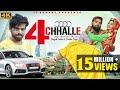Chaar Chhalle | Masoom Sharma | Deepak Yadav & Sonika Singh | New Haryanvi Songs Haryanavi 2019