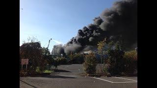 目の前で起きた静岡県富士市の化学工場爆発事故 (荒川工業富士工場)