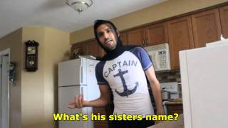 ZaidAliT -  Brown Parents Ask So Many Questions..