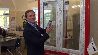 видео История возникновения пластиковых окон. Составные детали оконных ПВХ-конструкций