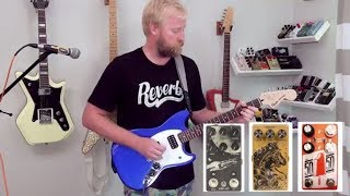 Squier Bullet Mustang HH - Unboxing and first impressions