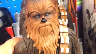 STAR WARS Chewbacca Character + Giant / Large Figure