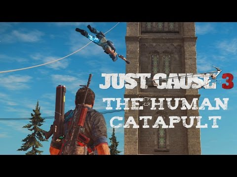 how to get rebel drop on just cause 3 ps4
