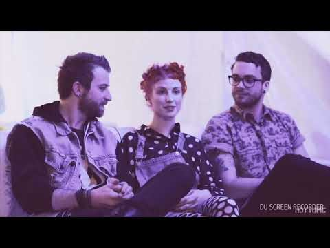 Paramore - Hayley Williams And Taylor York/ Cutest/funniest Moments