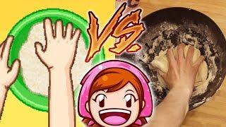 Le Ricette Di Cooking Mama Nella VITA REALE!! | Pizza